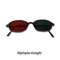 Diplopia Google Red Green