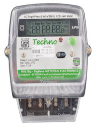 Techno Memory Multifunction Meter