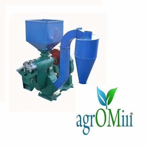 7.5 Kw Onward Agromill Jet Rice Polisher ( Double Blower), Capacity: 500 KG onward