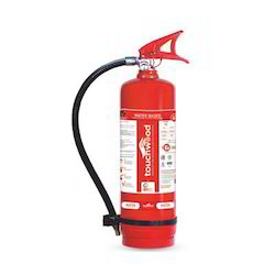 Water Type Stored Pressure Fire Extinguisher 6 Ltr