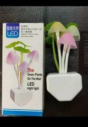 SSM Warm White Magical Light Lamp, Shape: Flat Top, 5 W and Below