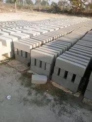 Lite weight manual casting bricks