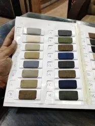 Vimal 3-Piece Suit Multi Color Coat Pant Fabric, Dry clean, Size: 3 mtr