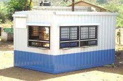 Portable Modular Toll Cabin