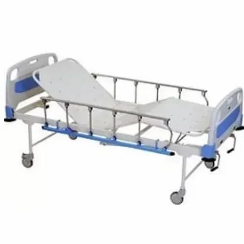 MS,SS Blue,White Collapsible Side Railing Deluxe Bed ...