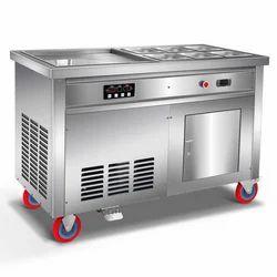 SS Tawa Ice Cream Machine
