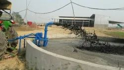 dairy farm cow dung pump /
