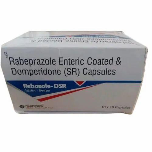 Allopathic Sanctus Rebozol Dsr Capsules, 10 X 10 Capsules