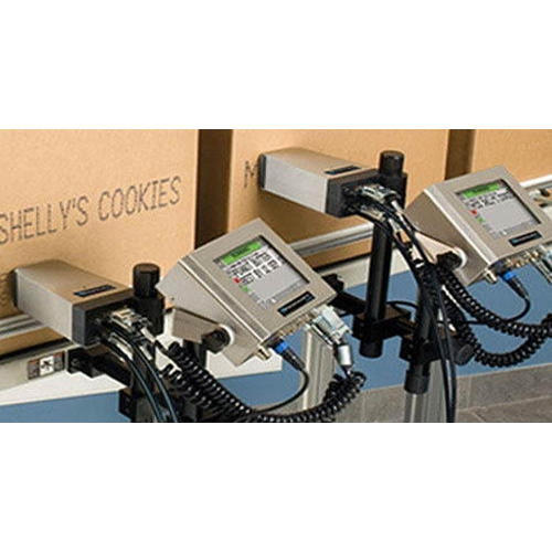 Videojet Technologies Case Coding Machine