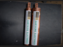 Copper Chemical Earthing Component