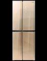 W Series 4 Door 460 Ltrs Crystal Gold Refrigerator