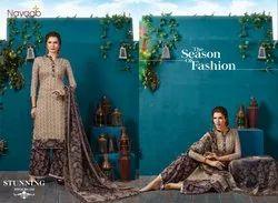 Fancy Ladies Silk  Plazzo Suit