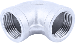 SS Elbow Fitting, Material Grade: SS304