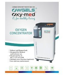 Owgels Oxymed Oxygen Concentrator