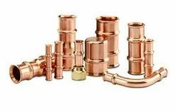 Parker Zoomlock Copper Fittings