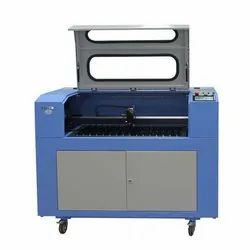 Industrial CNC Laser Engraving Machine