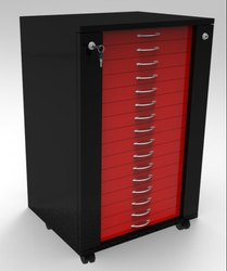 Optical Eyewear Storage Trolley