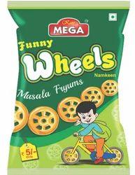 Kate Mega Fryums, Packaging: 25 g