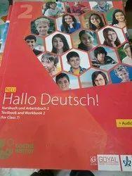 Language Book Hallo Deutsch