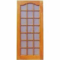 Wooden Jali Wale Doors