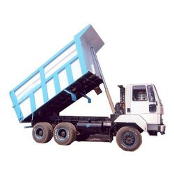 Truck Tipper Rental Services, Model Name/Number: 45c6