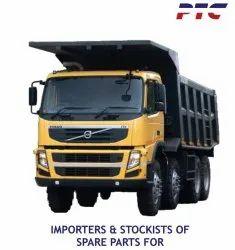 Multi Axle Truck Tipper Trailer Bus Parts