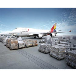Commercial Air Freight Forwarder Service