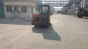 Road Sweeper for Cement Plants