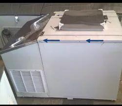 90 Ltr Push Cart Freezer