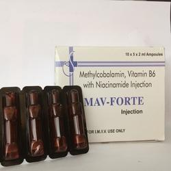 Methylcobalamin Vit-B6 with Niacinamide Injection