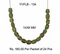 Lampwork Fancy Glass Beads - YVFLB-134
