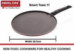 Nirlon Smart Non-Stick Multi-Purpose Dosa, Roti and Chapati Tawa, (Aluminium)