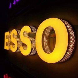 LED Acrylic Letter, For Advertising, Promotional