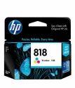 HP 818 Tri Colour Ink Cartridge