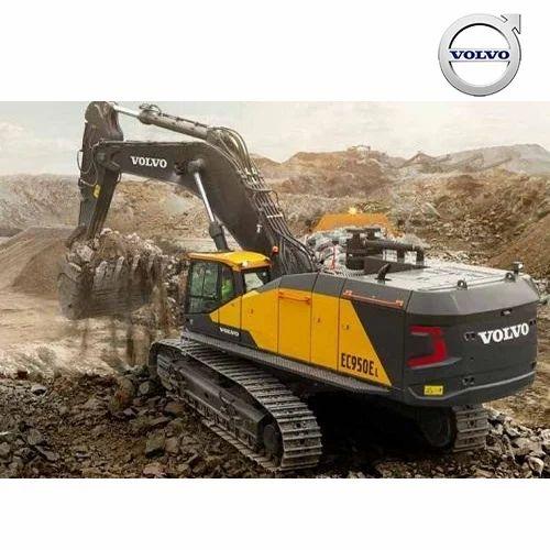 Volvo Ec 750 Excavator Specs: EC950E, Volvo Group India Private