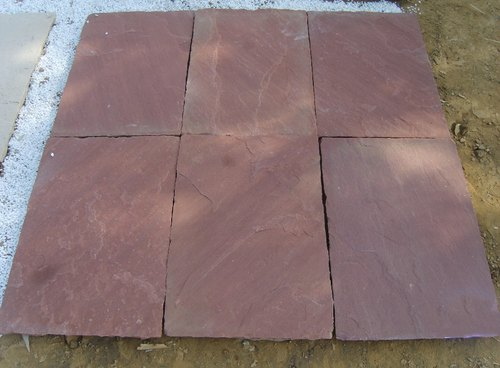 Stone Land Chocolate Natural Sandstone, Thickness: 25-35 Mm, for Hardscaping