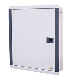 Mild Steel (MS), Plastic TPN MCB Distribution Board