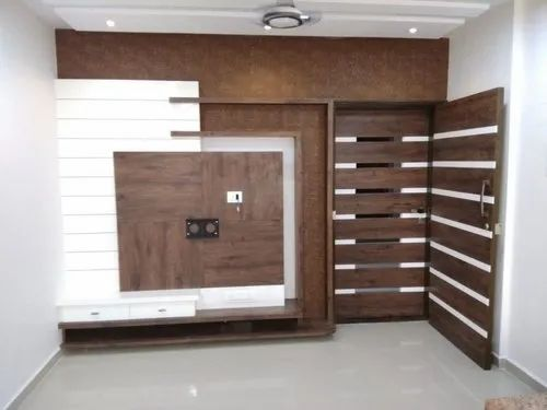 Modern Residential Furniture Contractor, Dimension / Size: Varies