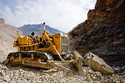 Mini Road Bulldozer Rental Services