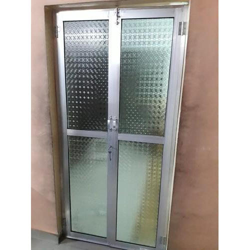 Royal Almuniyam Works Aluminum Glass Door