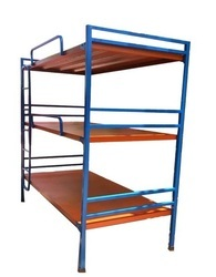 Three Tiers Bunker Cot