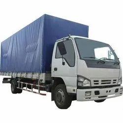 Blue Waterproof Truck Cover