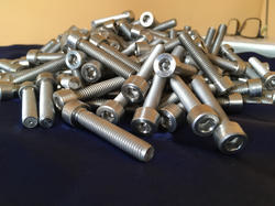 Titanium Allen Screws