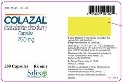 Balsalazide Tablets