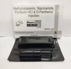 Methylcobalamine Pyridoxin Niacinamid Injection