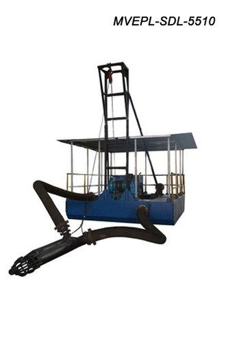 M.s Mini dredger, Max Flow Rate 1500 Rpm, Maavishwant Engineering Private Limited   ID 19810362473