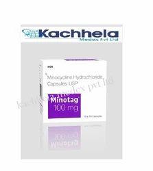Minotag 100 Mg Capsules