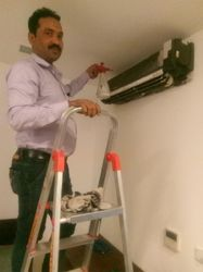 Industrial Air Conditioner Maintenance Services