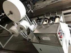 Sanitary Pad Making Machine
