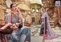 Rachna Georgette Seerat Catalog Saree Set For Woman 2